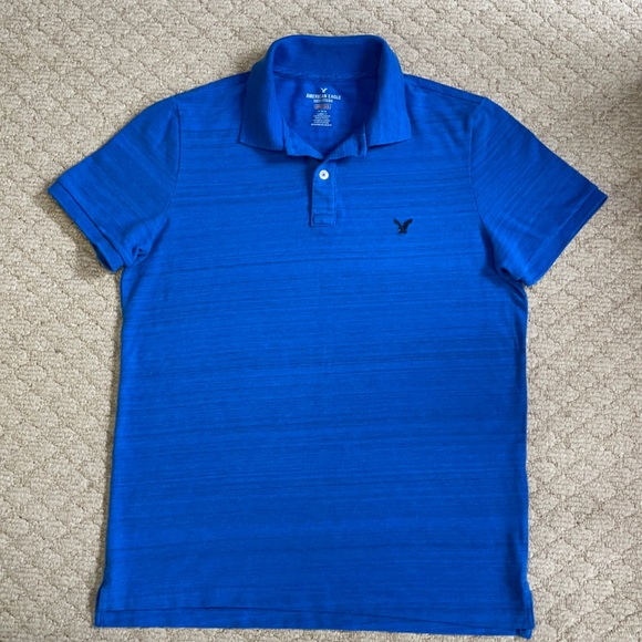 Mens American Eagle Outfitters CoreFlex polo shirt